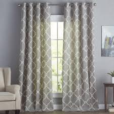 Annas Linens Curtain Panels by Half Door Window Curtains Wayfair