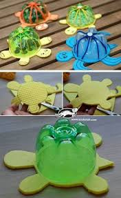 Cute Plastic Bottles Ideas