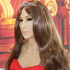 Crossdressed For Halloween by Sf A4 Halloween Female Full Head Mask Crossdresser Makeup