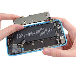 iPhone 5c Logic Board Replacement iFixit