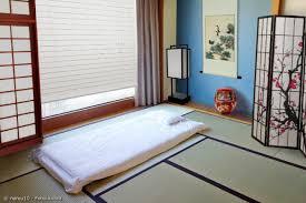 asiatisches schlafzimmer so schläft wie im land der