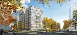 immeuble bureau gautier conquet réalisation d un immeuble de bureaux sur le site