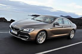 2015 BMW 640 Gran Coupe Overview