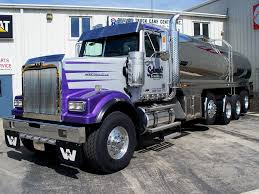 100 Rts Trucking Troy Schmidt 2012 Western Star 4900FA Milk Truck Flickr