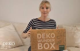 was ist drin in der deko wunder box deko kitchen