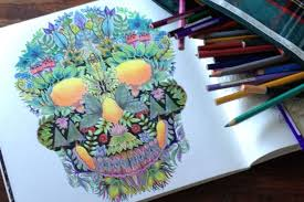 How Did Adult Colouring Books Even Get To Be A Thing