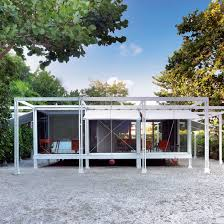 100 Modern Steel Building Homes Paul Rudolphs Walker Guest House In Coastal Florida Goes Up
