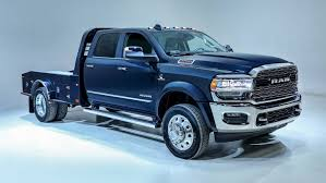 100 Advanced Truck And Auto 2019 Ram Heavy Duty Chassis Cab Displays Brute Force With A Knack