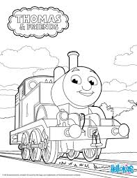 Thomas The Tank Engine Coloring Page Color Online Print