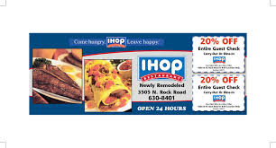 Coupons For Ihop May 2018 / Ugly Sweater Run Deals