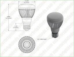 lighting led flood light bulbs 150 watt equivalent outdoor led