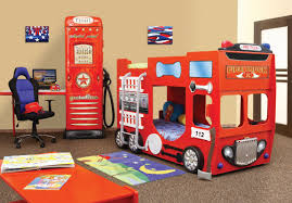 Corvette Toddler Bed by Plastiko Fire Truck Toddler Bunk Bed Wayfair