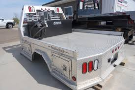 Bradford Aluminum 4 Box Flatbed - Dickinson Truck Equipment