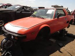 100 Medford Craigslist Cars And Trucks Junkyard Find 1978 Fiat X19 The Truth About
