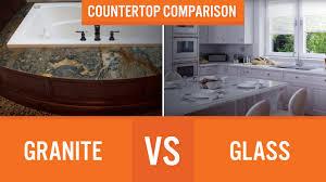 100 Countertop Glass Granite Vs Comparison