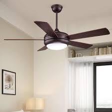 deckenventilator mit beleuchtung und fernbedienung leise deckenventilator 52 zoll retro decke fan holz holz le schlafzimmer decor mit lichter