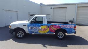 100 Business Magnets For Trucks Vehicle Graphics Car Wraps Largo Clearwater St Petersburg