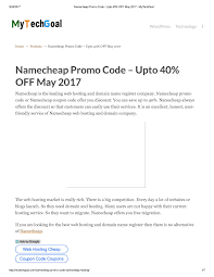 Calaméo - Namecheap Promo Code Upto 40% Off May 2017 My Tech ... Calamo Namecheap Promo Code Upto 40 Off May 2017 My Tech Samsung Gear Iconx Coupon Code U Pull And Pay October Xyz Domain Coupon 90 Discount Fonts Com Hell Creek Suspension Noip Promo Cheap Protein Deals Uk 50 Off First Month Dicated Sver At Top Host Renewal November 2019 Digitalocean Launches 100 Sign Up Now Coupontree 16year 1mo Namecheap Easywp Coupon Codes Namecheap Archives Mom Blog From Home And On Com Net Org