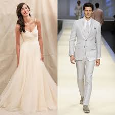 Groom Attire Ideas Inspired By The Brides Gown