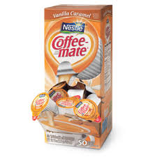 Coffee Mate Liquid Creamer Tubs