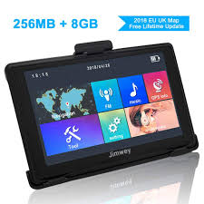 100 Gps Systems For Trucks 5 Inch SAT NAV GPS Navigation System Jimwey 8GB 256MB Car