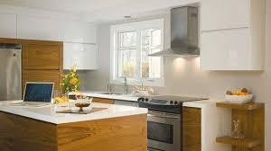 cuisine bois et bois et blanc dans la cuisine les idées de ma maison