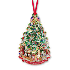 2008 White House Christmas Ornament A Victorian Tree
