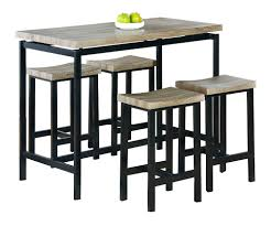 Bourges 5 Piece Pub Table Set & Reviews | AllModern