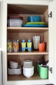 Inspiring Kitchen Cabinet Organization Ideas