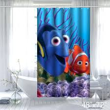 Finding Nemo Bathroom Finding Set Shower Curtain Towels Rug