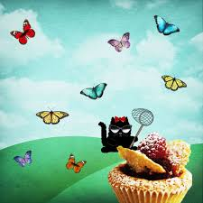 Butterfly Cupcakes Recipe DINING With EWE