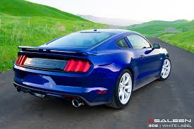 100 Saleen Truck For Sale SALEEN SHIPS FIRST VERSIONS OF 2015 302 MUSTANG