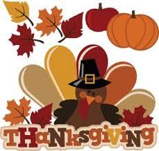 Thanksgiving clip art 2 clipartcow