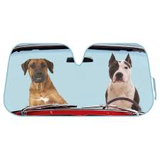 2 Dogs Auto Sun Shade For Car SUV Truck Foil Jumbo Folding Accordion ... Weathertech Windshield Sun Shade Youtube Amazoncom Truck 295 X 64 Large Pout Spring Shade Cheap Auto Find Tfy Universal Car Side Window Protects Your Universal Fit Car Side Window Sun Shades Protect Oxgord Sunshade Foldable Visor For Static Cling Sunshades 17 X15 Block Uv Protector Cover Blinds Shades Retractable Introtech Ultimate Reflector Custom Fit Car Cover Sunshade Sun Umbrella By Mauto 276 X 512 Happy
