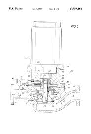 Ingersoll Dresser Pumps Uk by Patent Us5599164 Centrifugal Process Pump With Booster Impeller