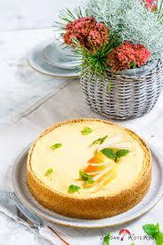 birnen schmand kuchen mit dinkelvollkorn