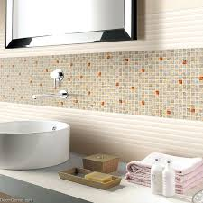 frosted cracked 3d glass tile kitchen glass mosaic