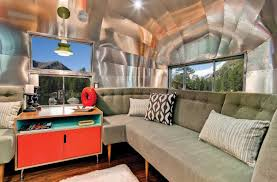 100 Restored Airstream Trailers Renovated Into Midcentury Modern Dream Curbed