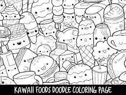Healthy Food Colouring Pages Free Coloring