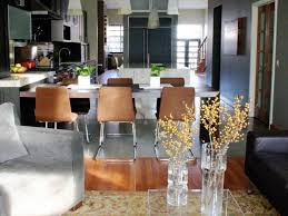 Living Room Style Kitchens