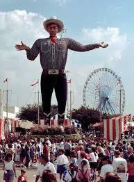 The Stories Why Big Tex Matters