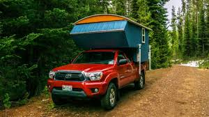 Tiny Home Truck Bed Camper Beautiful In Portland, Oregon - YouTube