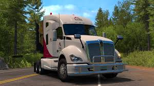Thanks To Oregon I Enjoy ATS Much More Now. So Much Green <3 : Trucksim Trucking Digest Images From Finchley Ats Anderson Service Tnsiam Flickr Ats Reviews 2017 Best Image Truck Kusaboshicom Ldi Services Mod For Mod American Atstrucking Hash Tags Deskgram Peterbilt 389 Bowers Virtual Manager Online Vtc Management Simulator Good Times Youtube Uncle D Logistics Wner Trucking Kenworth W900 Mod Download Navajo Skin