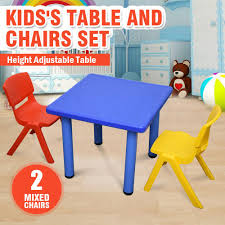 Kids Toddler Children Square Activity Table And 2 Chair Chairs Blue ... 12m Kids Adjustable Rectangle Table With 6 Chairs Blue Set Chairs Table Stock Illustration Illustration Of Wall Miniature Hand Painted Chair Dollhouse Ding And Bistro The Door Bart Eysink Smeets Print 2018 Rademakers Spring Daffodills Stock Photo Edit Now 119728 Mixed Square 4 With Four Rose Seats Duck Egg Blue Roses Twelfth Scale Miniature Wooden And In Greek Restaurant Editorial Little Tikes Bright N Bold Greenblue Garden Bluegreen Resin Profile Education