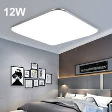 details zu 12w led deckenleuchte deckenle panel badle wohnzimmer küche kaltweiß