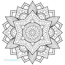 Coloring Pages For Adults Printable Free Mandala Intricate Page Online Good Color
