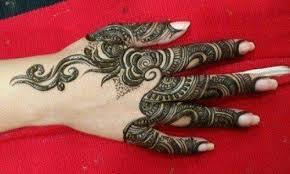 Beautiful Mehndi Designs For Fingers 47 s