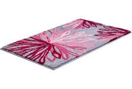 grund badteppich rosé grau