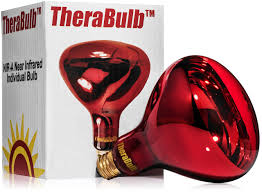 therabulb nir a near infrared bulb 250 watt ebay