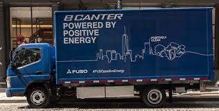 100 Penske Semi Truck Rental Daimler S And Continue Electric Truck Trial
